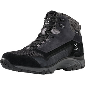 Haglöfs Skuta Proof Eco Mid Shoes Men true black/magnetite